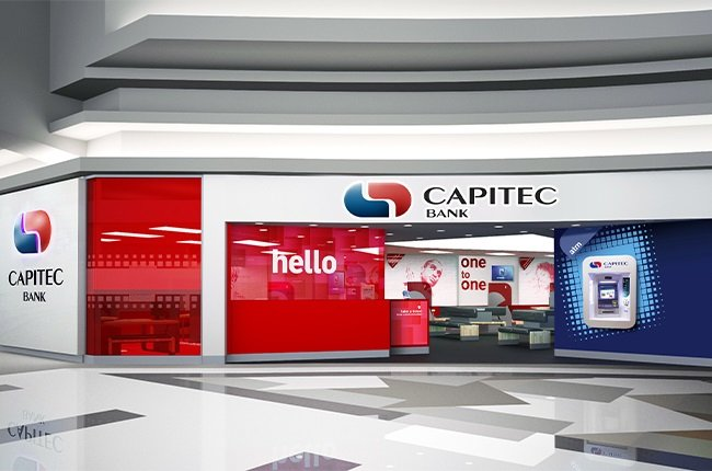A man has admitted to conning Capitec bank.
