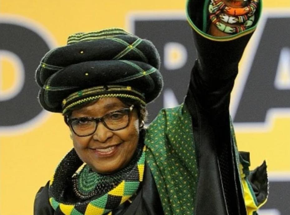 Winnie Madikizela-Mandela   Gallo Images