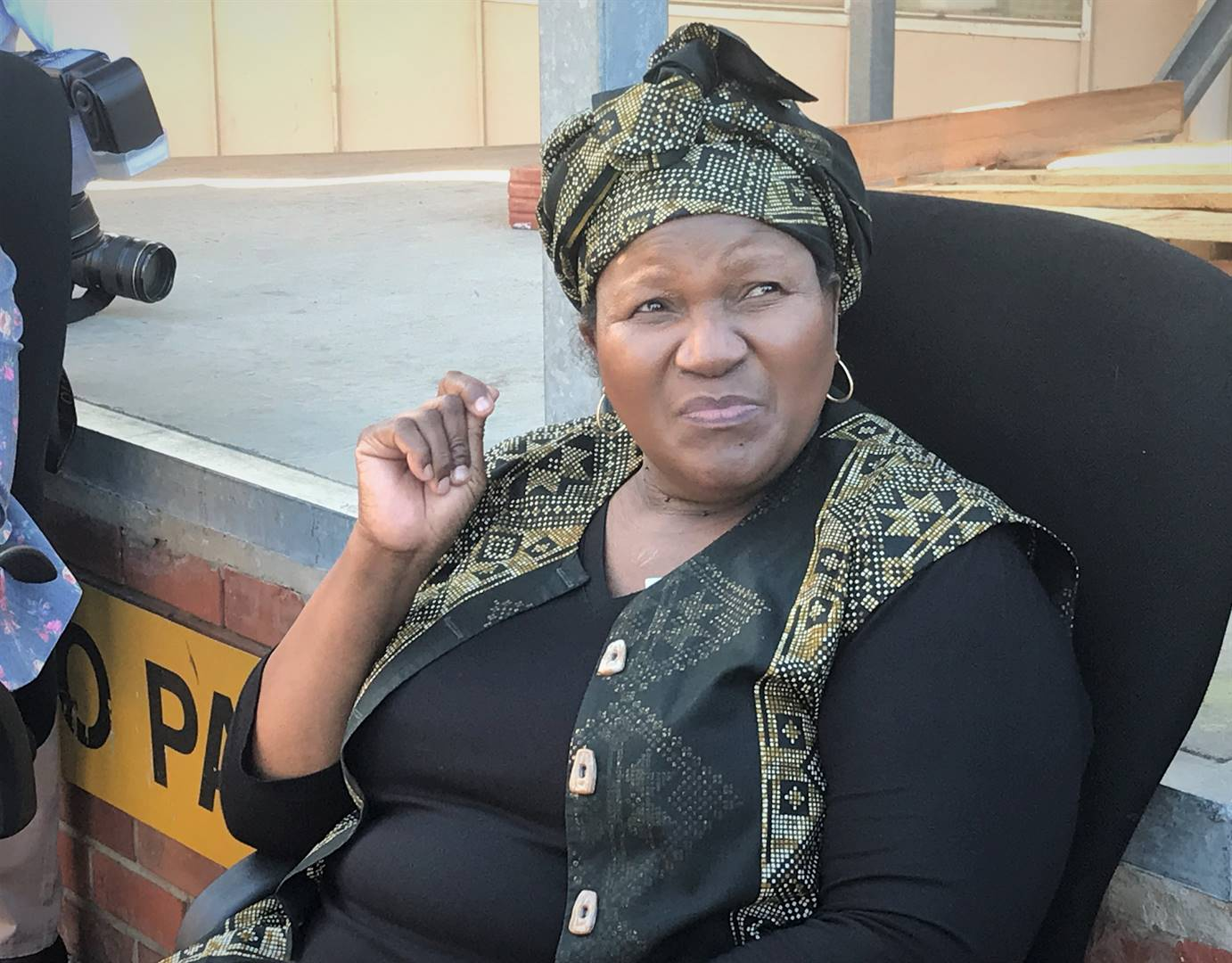 Sindiswa Gomba and 11 other accused appeared before the East London Regional Court on Tuesday on charges of corruption, money laundering, fraud and contravention of the Municipal Finance Management Act. Photo:  Archive