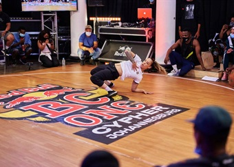 A surprising twist at BC One dance tournament