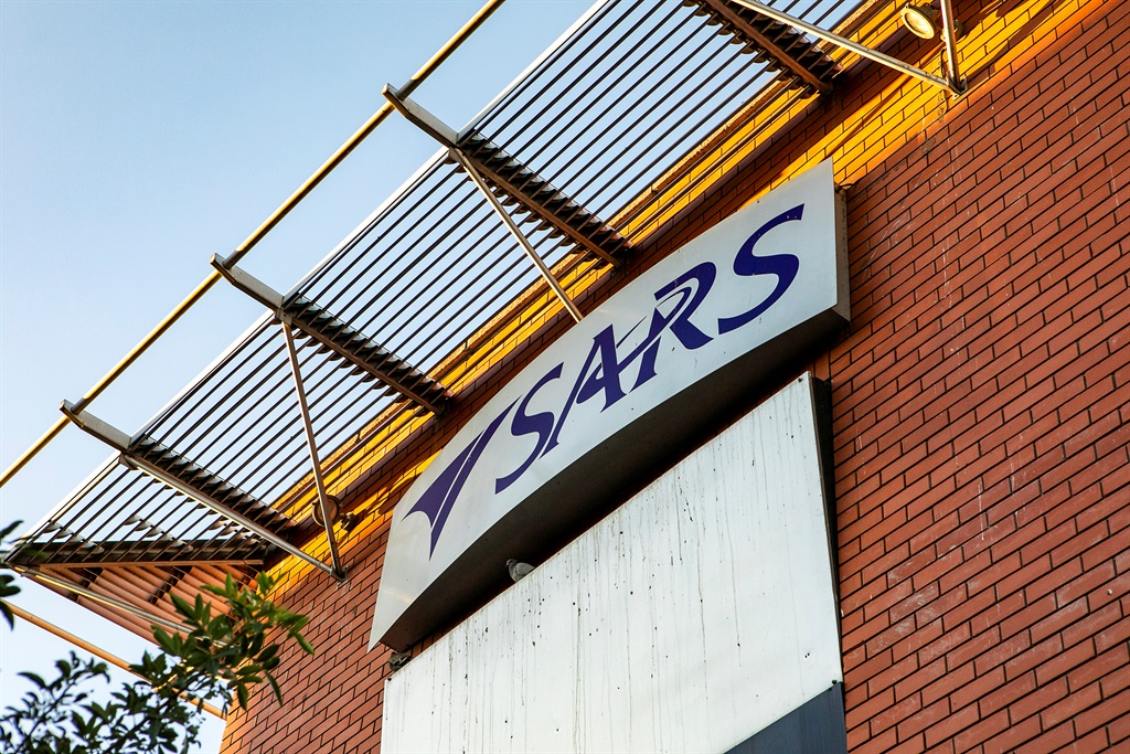 A general view of a SARS building