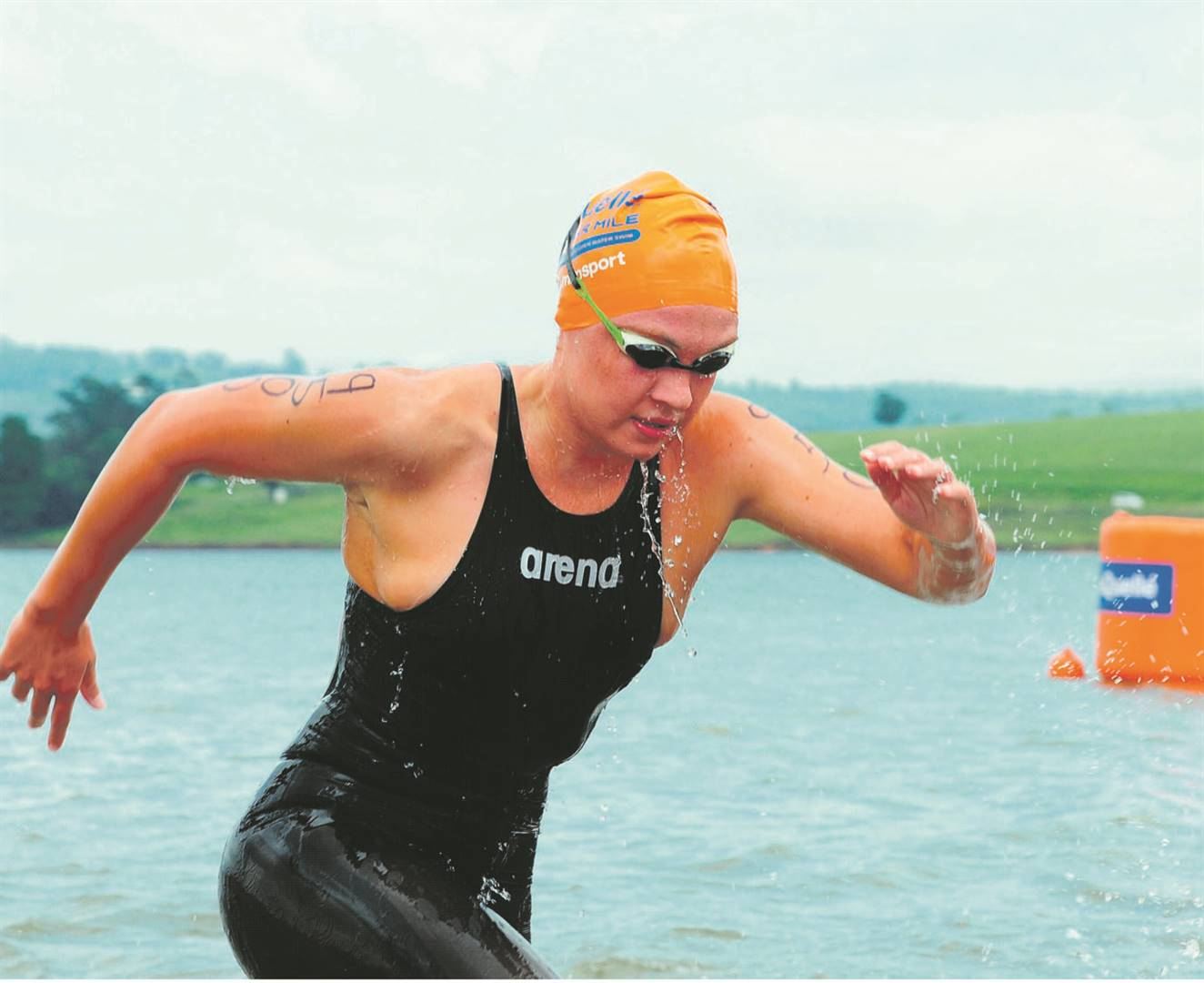 Former Midmar Mile winner Michelle Weber is ready to give her all in Howick on Sunday following a tough year.