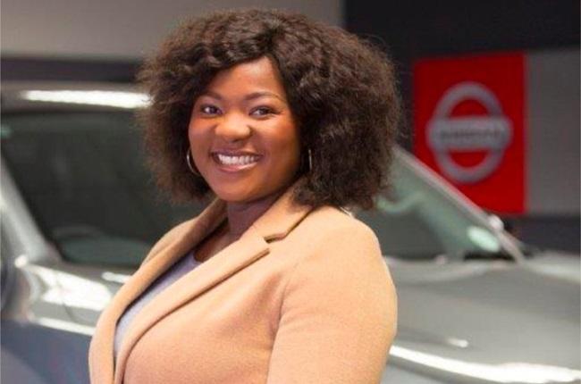 nissan,Chantelle Mashego