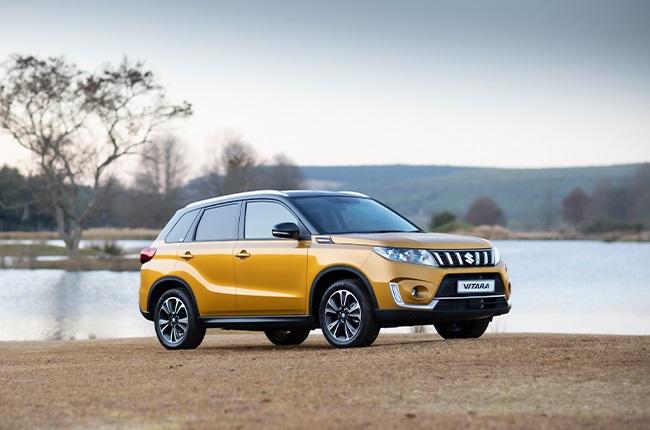 Suzuki Vitara: 13 units sold in February 2021