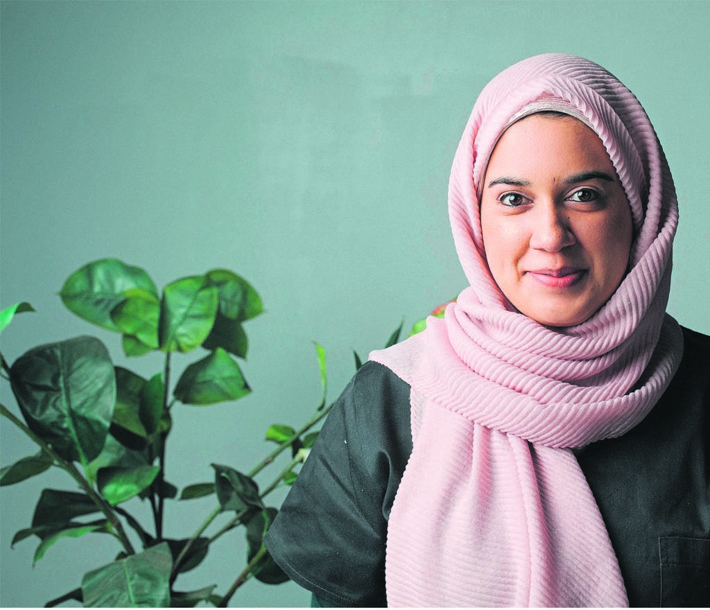 Tahseen Ahmed, chief occupational therapist at Groote Schuur Hospital.PHOTO: supplied