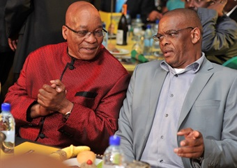 Magashule reveals the outcome of Zuma's meeting with ANC top 6