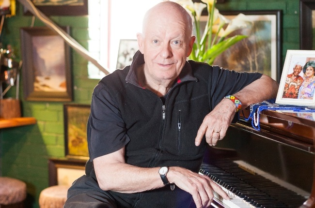 Satirist Pieter-Dirk Uys says he's struggled during the pandemic and has had to pack away his famous alter ego, Evita Bezuidenhout, for now. (Photo: PEET MOCKE)