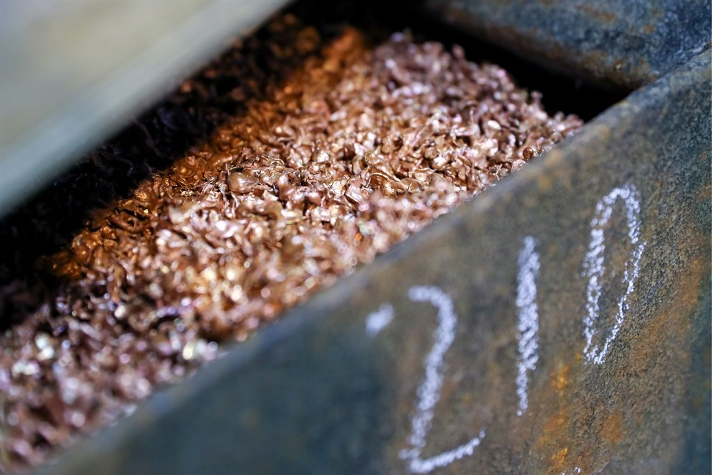 Copper, iron ore hit records as demand surges | Fin24