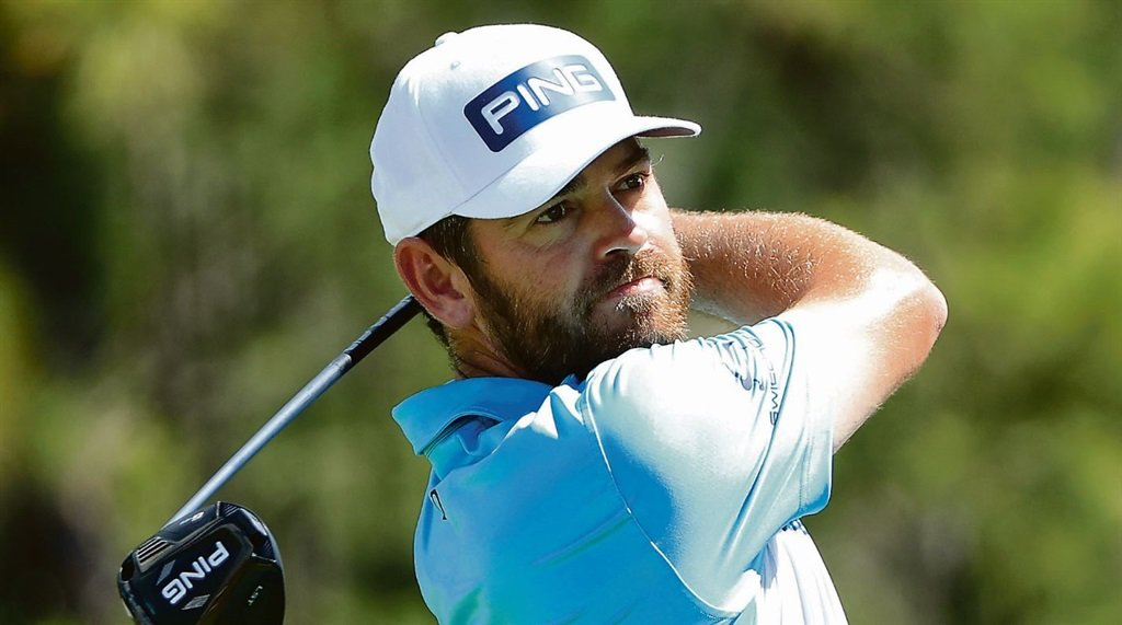 Louis Oosthuizen is among five top South African golfers at the super-lucrative U.S. Players Championship in Florida this week.