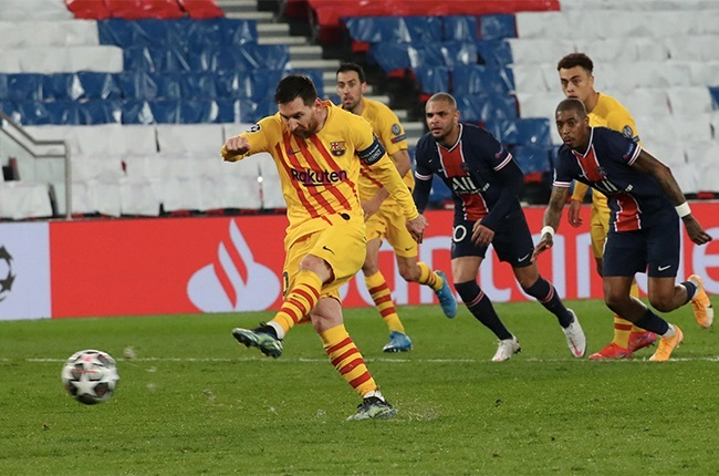 Lionel Messi Misses Penalty As Barcelona Fail In Latest Psg Comeback Attempt Sport
