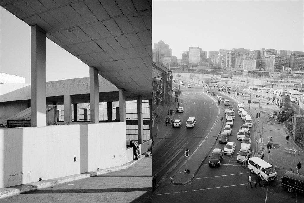 Crossing Strangers marks Johannesburg based photographer Andile Buka's first published body of work. (Andile Buka)