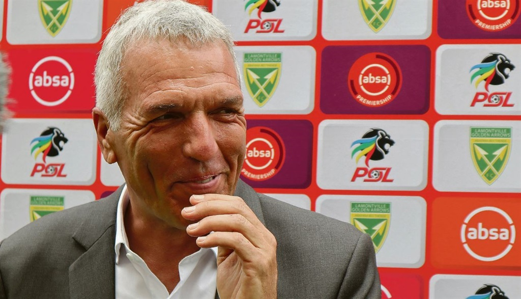 Maritzburg United coach Ernst Middendorp is happy with the improvement that his side have shown.