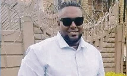 Mountain Rise police detective Jeremy Paul was shot dead on Thursday morning while searching for a suspect in Swapo settlement near Eastwood, Pietermaritzburg.