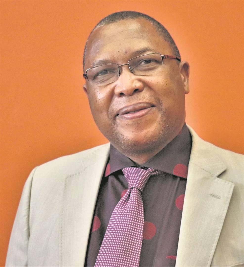 Madoda Khathide,  Msunduzi's municipal manager.