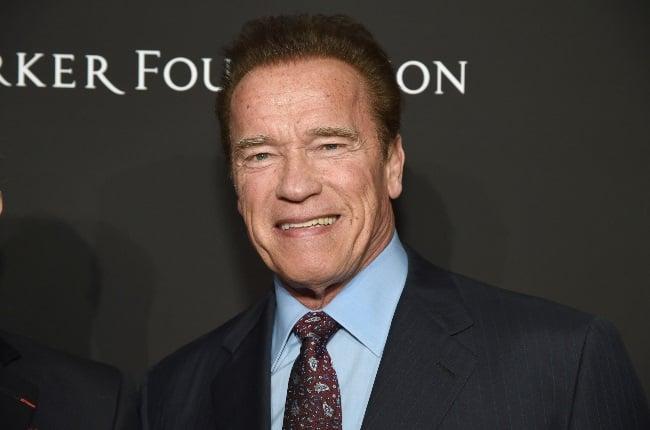 Arnold Schwarzenegger (CREDIT: Gallo Images / Gett