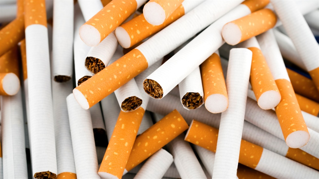 Data on legal cigarette sales in South Africa suggest that smokers cut back cigarette purchases when cigarette prices rise. (Getty)