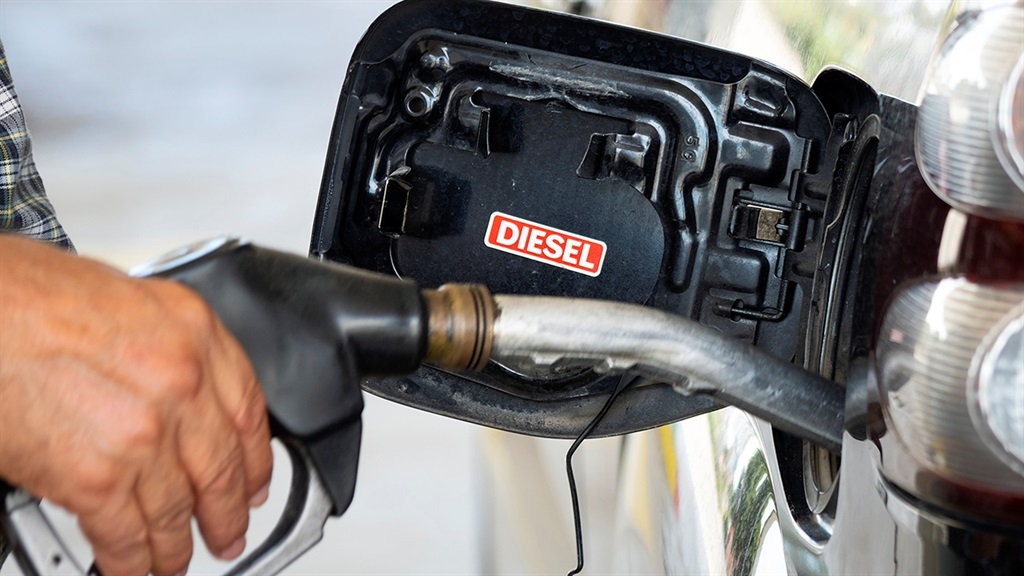 Diesel petrol price South Africa