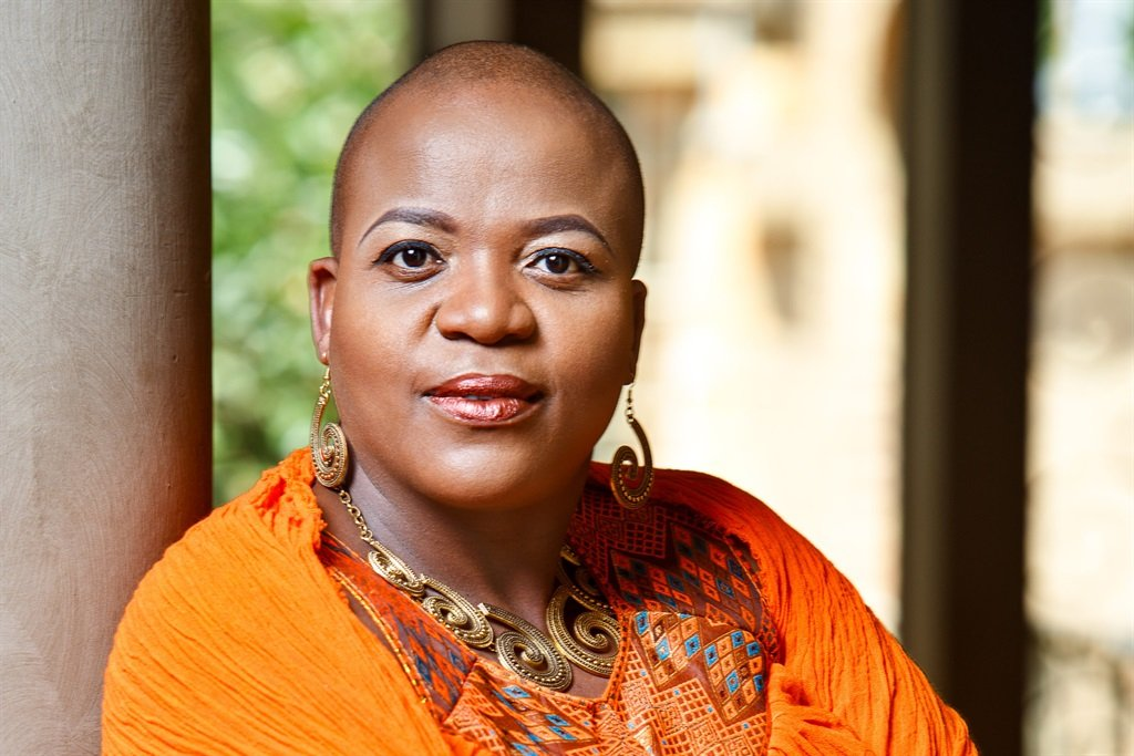 Zukiswa Wanner was the keynote speaker at the 24th Time of the Writer Festival.