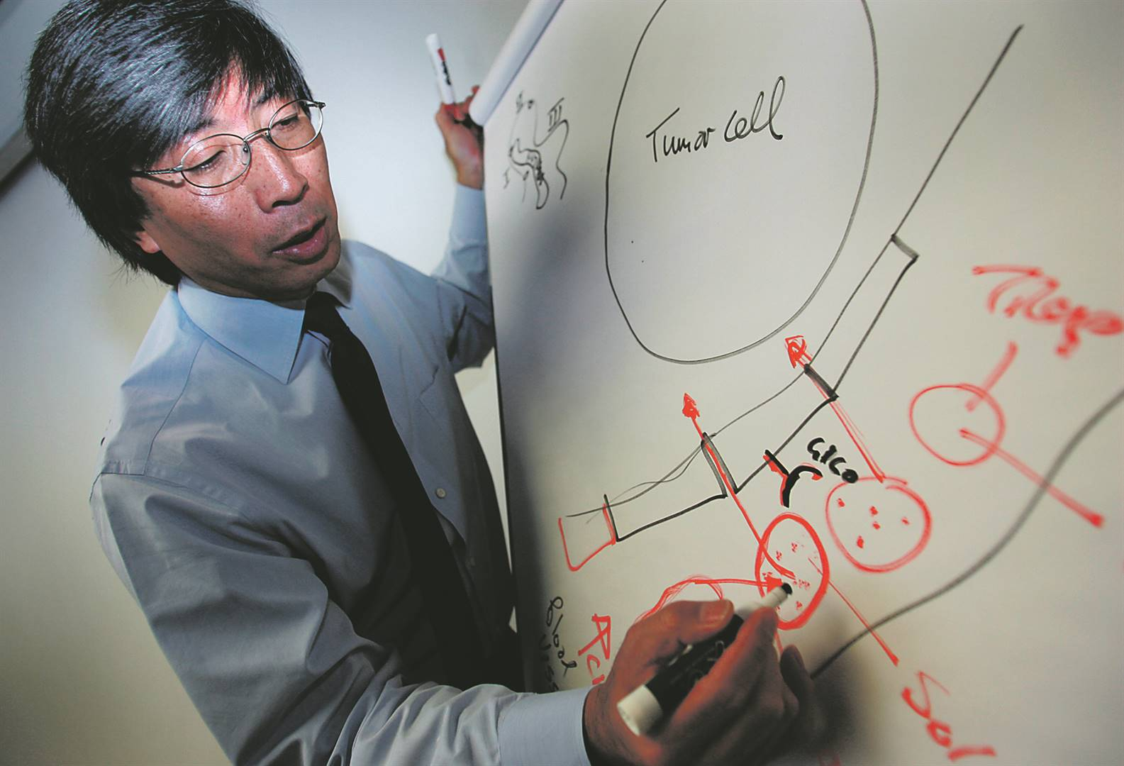 Dr Patrick Soon-Shiong. Photo: Getty Images