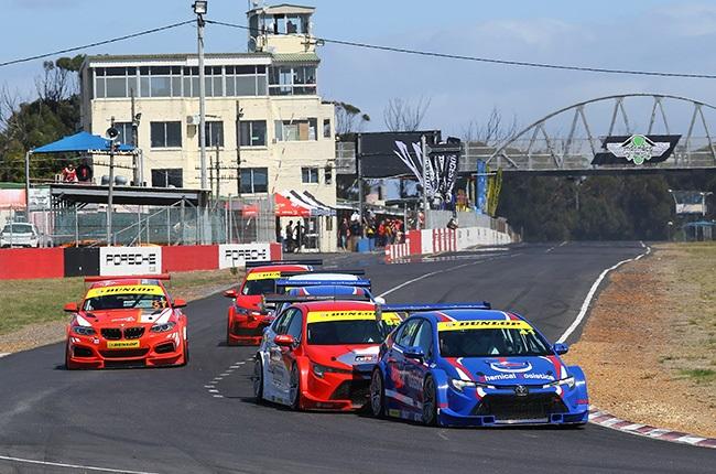 GTC Championship season start at Killarney International Raceway.