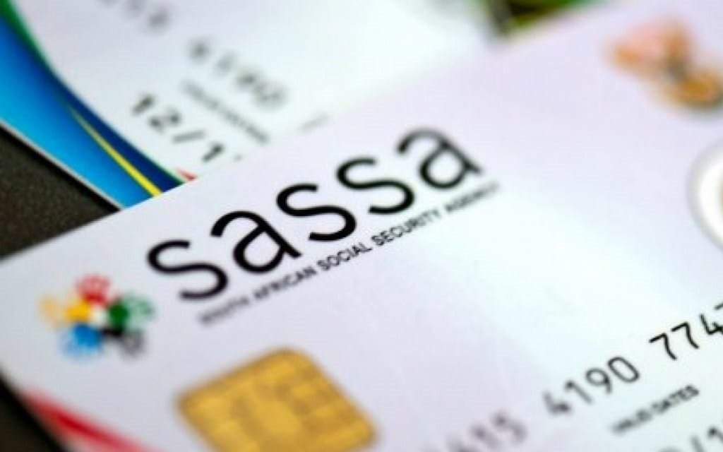 Sassa grants