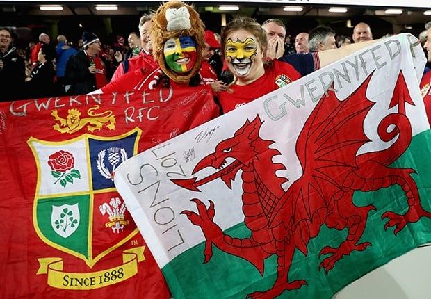 British Lions fans (Getty Images)