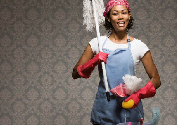"""Sadly, domestic work as a profession is undervalued and unrecognised, even though they play a central role in our society."" Photo: Getty Images"