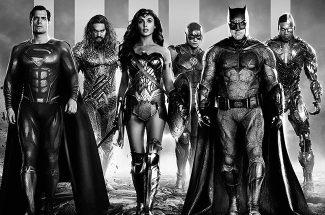 Zack Snyder's Justice League.