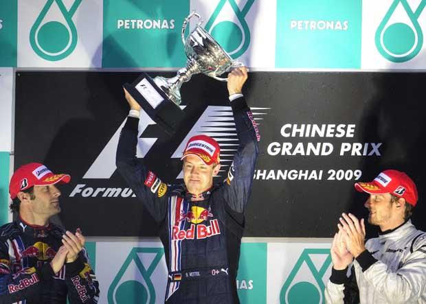 Slikovni rezultat za chinese gp 2009