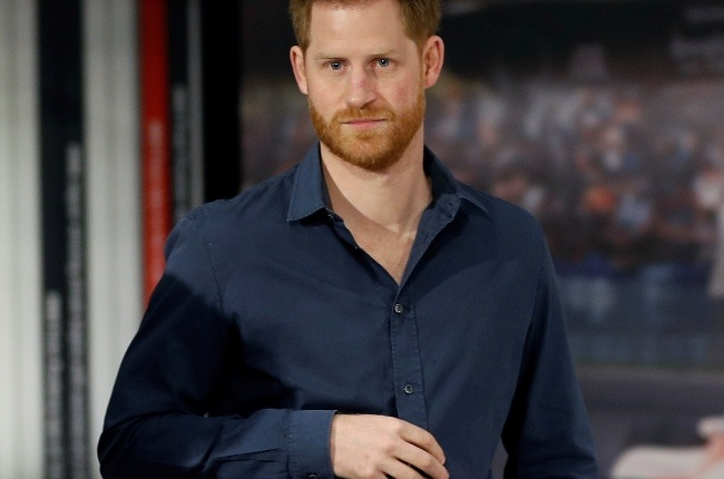 Prince Harry is venturing into the tech world with his first big job at a Silicon Valley start-up. (PHOTO: Gallo Images/Getty Images)