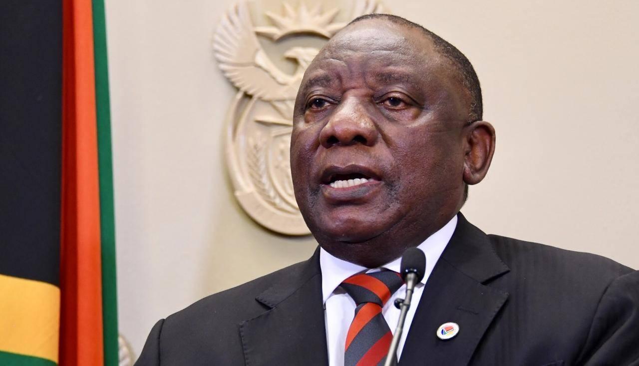 Pres. Cyril Ramaphosa