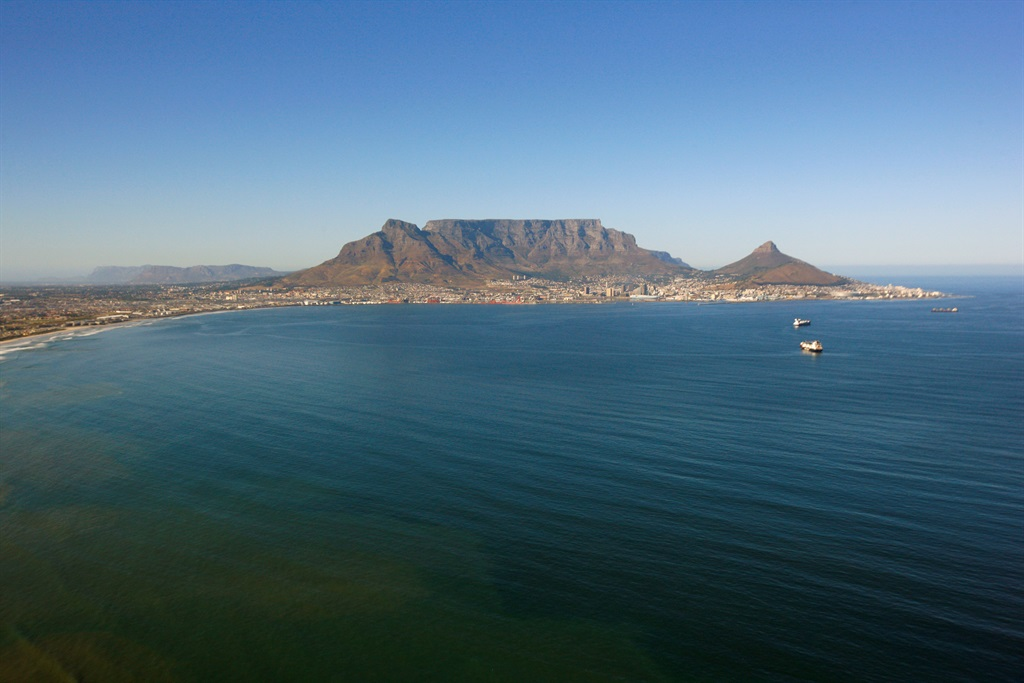 Cape Town Table Mountain (Photo by Hoberman Collec