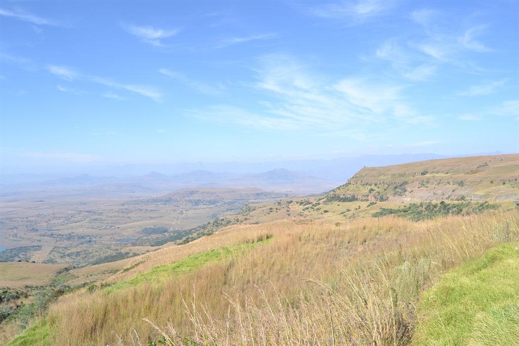 Oliviershoek Pass. Source: Vberger / Wikipedia