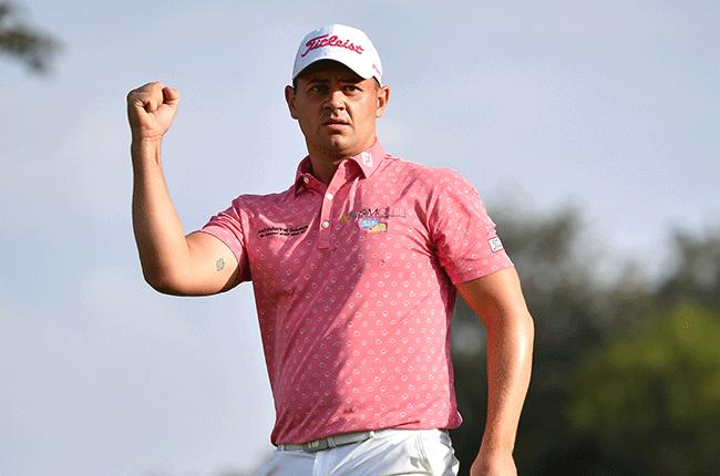 South African golfer Daniel van Tonder (Getty Images)