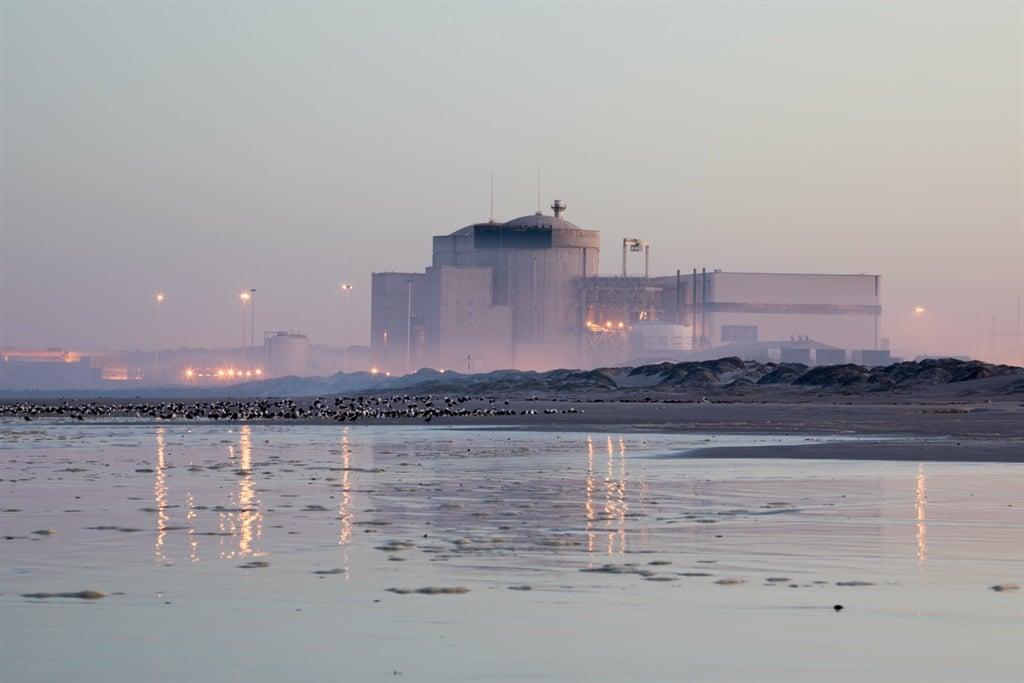 Eskom's Koeberg nuclear power station outside Cape Town.