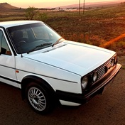 How a Toyota Quantum's pump canister gave a 1985 VW Golf GTI new life