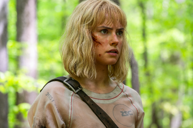 What to watch   Daisy Ridley in spacemen drama, revisiting Pikmin and Hot Girls Wanted   You