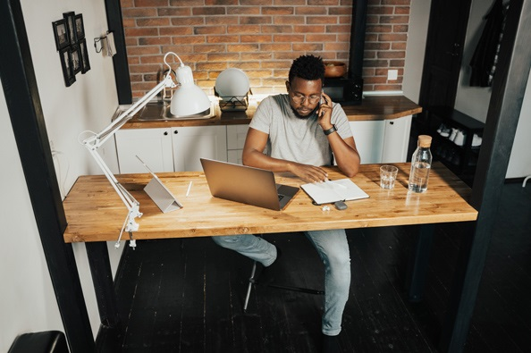 If you work from home, your boss can now monitor your productivity with software that keeps track of what you are doing on your computer. Picture: Pexels