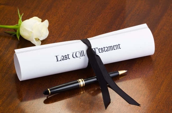 An executor has the responsibility to wind up a deceased persons estate and they can be replaced if they fail to do their duty, Nthabi says.