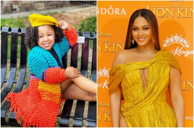 Ryleigh Madison went viral after recreating Beyonce's Ivy Park fashion line. (Photo: INSTAGRAM/GETTY IMAGES)