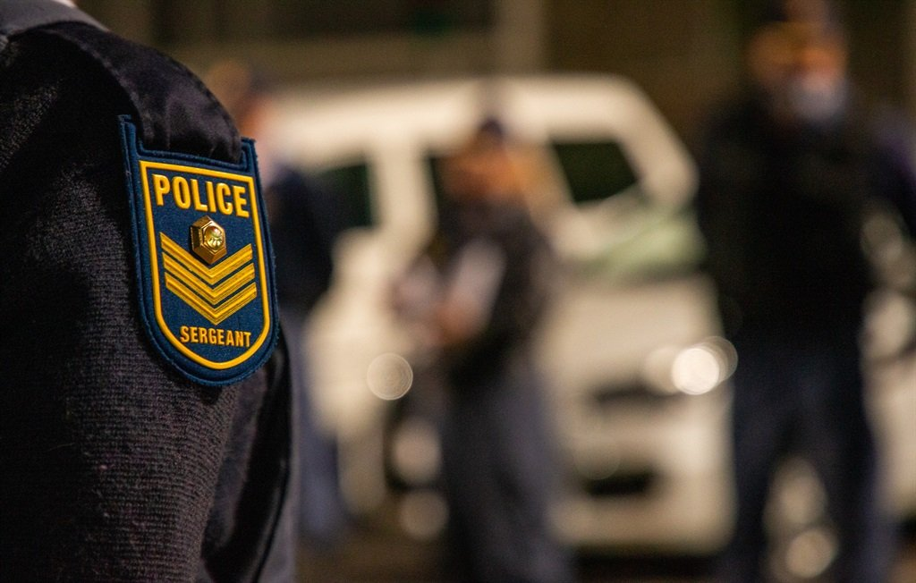 WATCH | Mpumalanga police disperse protesters as farmers deny killing brothers | News24