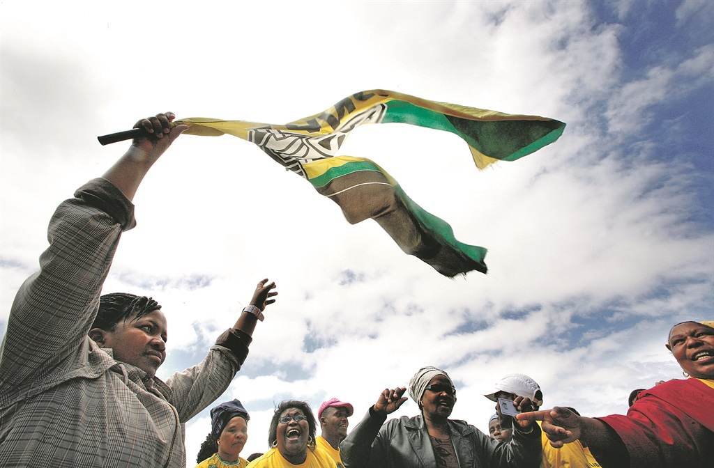The ANC is still a relevant vehicle for many voters, a factor that should compel the party to reflect on its strategic posture. Picture: Garth Stead