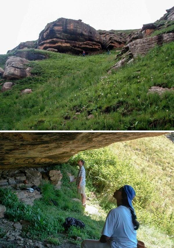 The RSA CHI1 rock shelter. Rock Art Reseach Instit