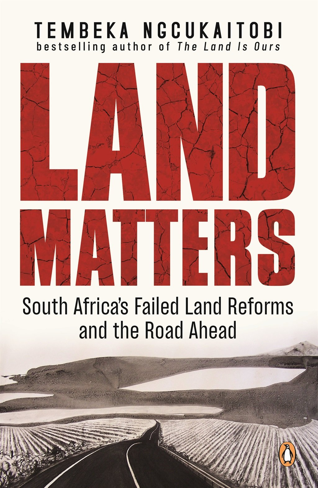 The cover for 'Land Matters' (Supplied)