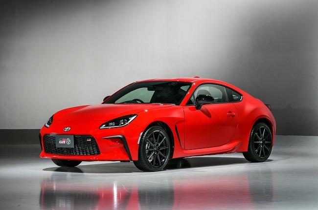 2022 Toyota GR 86.