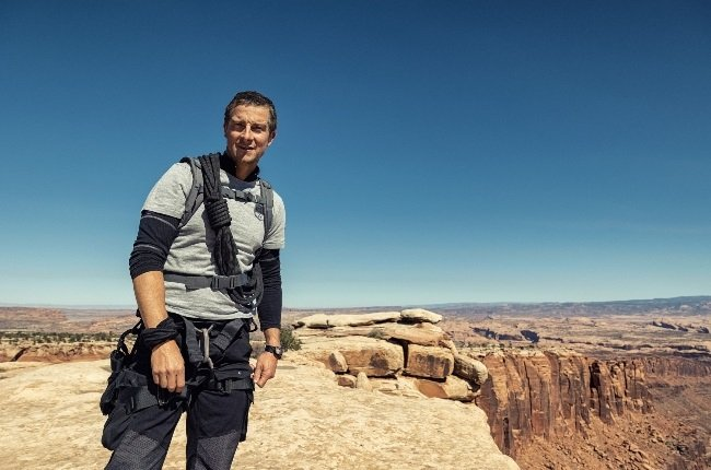 Bear Grylls is back on screens with the sixth season of his hit adventure series. (Photo: National Geographic)
