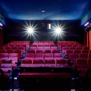 Large machinery on either side of the auditorium is used in the 4DX cinema to provide wind, sound and other effects.
