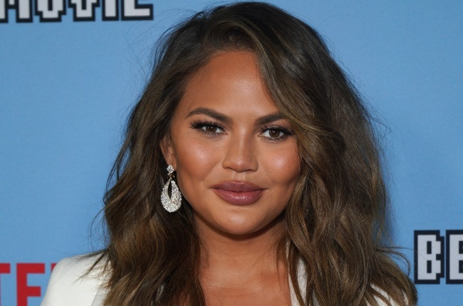 Chrissy Teigen attends the LA premiere of Netflix's 'Between Two Ferns: The Movie' Photographed  by JC Olivera