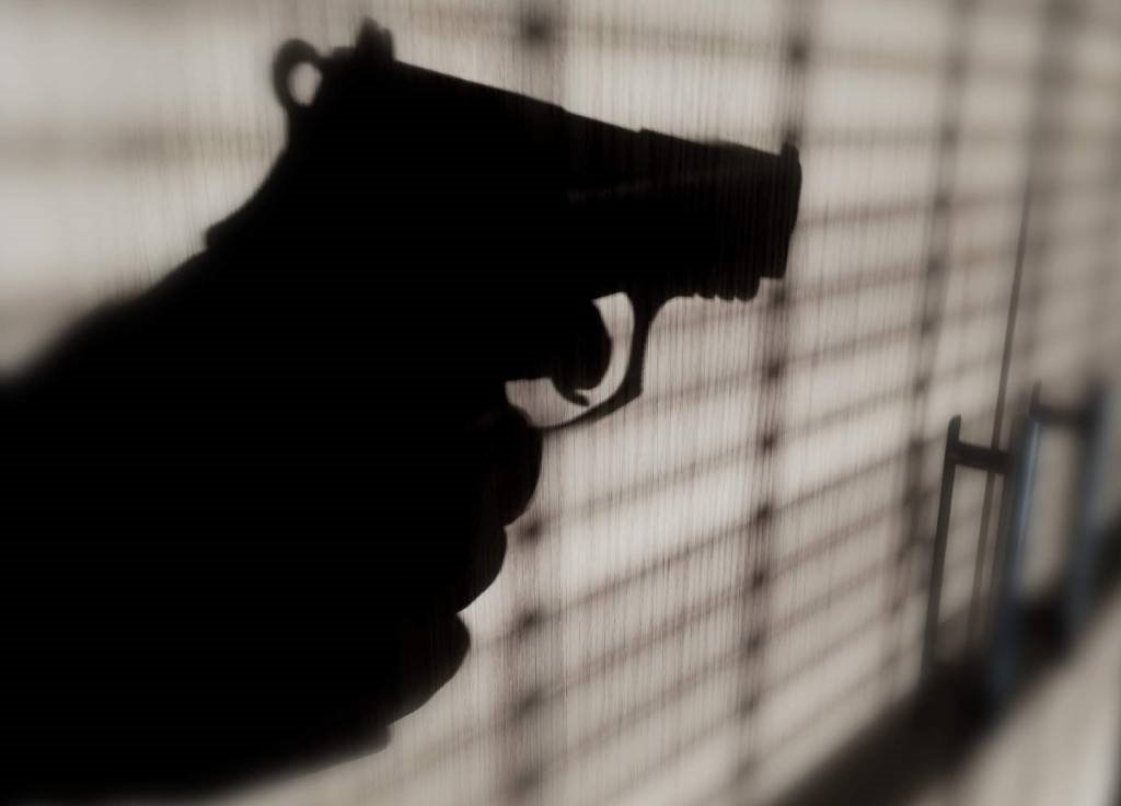 Four men shot a receptionist dead in Tshwane.