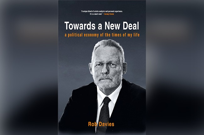 A political economy of the times of my life, by Rob Davies. Picture: Supplied